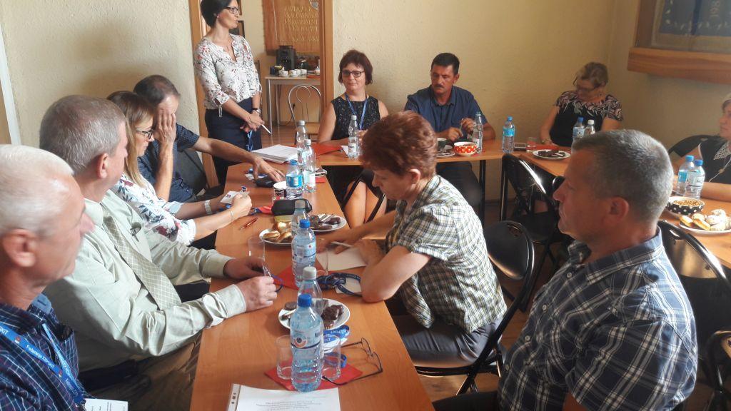 Międzywojewódzki Zjazd dla przedstawicielstwa terenowego Federacji