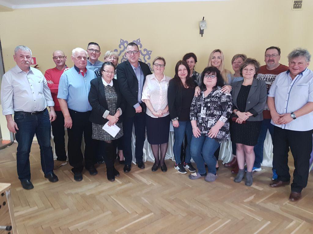 """Posiedzenie Zarządu Międzywojewódzkiego """"Śląsk"""" w Wiśle"""